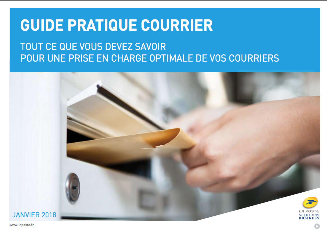 Pubadresse courriers